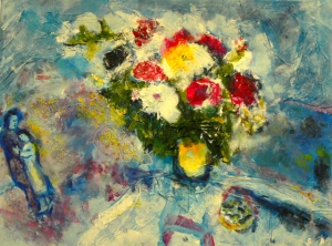 Still Life- After Chagall