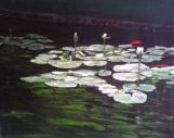 Jim thompson water liliy pond